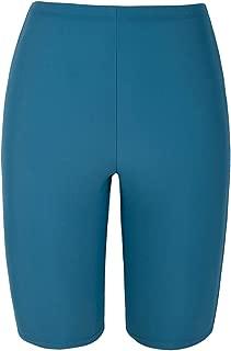 coastal rose Women's Swimsuit Bottom Swim Shorts UV UPF 50+ Bikini Bottom