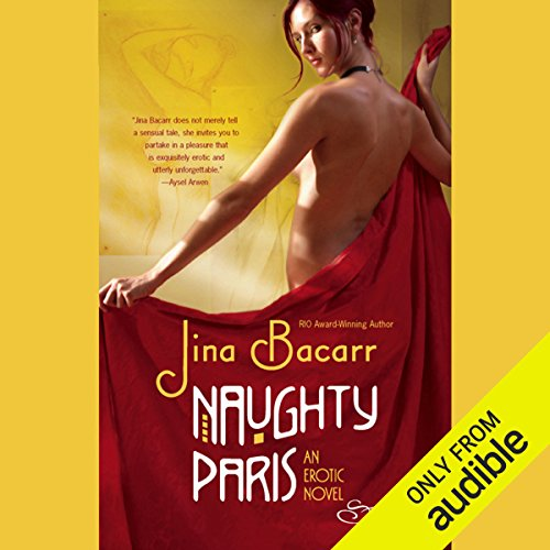 Naughty Paris audiobook cover art