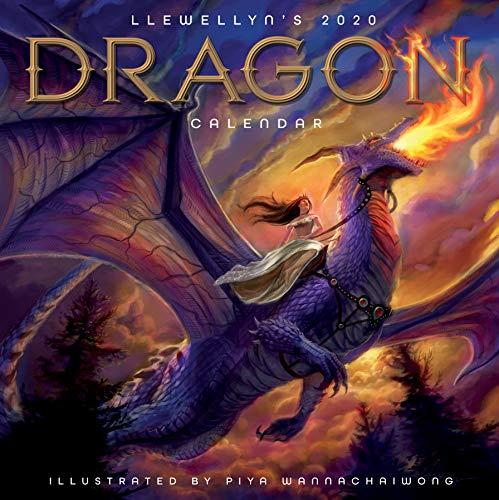 Llewellyn's 2020 Dragon Calendar (Calendars 2020)