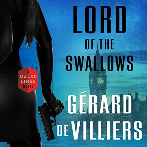 Lord of the Swallows audiobook cover art