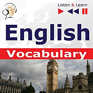 English - Vocabulary : Irregular Verbs Part 1 / Irregular Verbs Part 2 / Idioms Part 1 and 2 / Phrasal Verbs in Situations (Listen & Learn) audiobook cover art