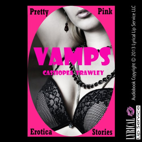 Vamps audiobook cover art