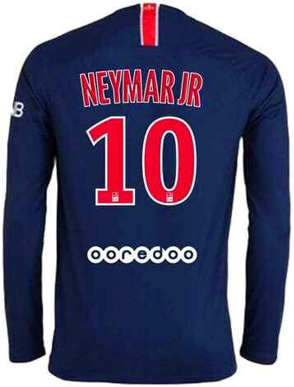 best authentic fdfcd dff0d Jeycc-gg Neymar JR 10 Paris St Germain (PSG) Home Men's ...