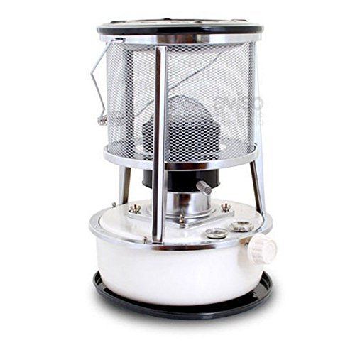 Alpaca TS-231 Kerosene Oil Heater Triple Tank Glass Burner for Camping & TS-232 Exclusive Bag(Color Could be Changed) (Gas Lighter+ Extra Wick)