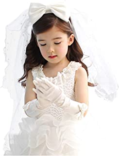 first communion head veil