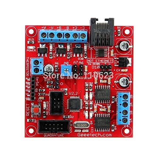 ZHANGSHENG ZSHENG 3D-Drucker-Extruder-Controller 2.2: PWM-Treiber + DCMOTOR-Treiber + Temperatursensorplatine + RS485-Kommunikation