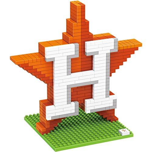 Houston Astros 3D Brxlz - Logo