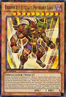 Yu-Gi-Oh! - Exodius the Ultimate Forbidden Lord (BP02-EN063) - Battle Pack 2: War of the Giants - 1st Edition - Mosaic Rare