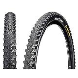 Arisun Uni Mount Evans neumático de Bicicleta, Negro, 28700x 38C 40–622