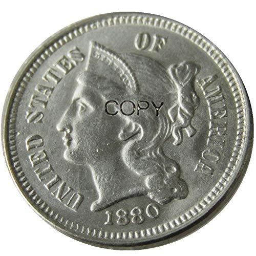 XCSBZ conmemorativas1845 La Rioja 8 Escudos Moneda de Copia de oroMonedas de colección Monedas