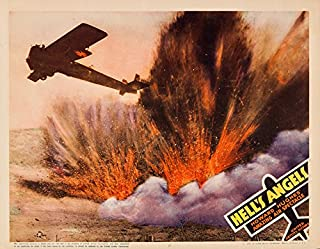 Amazon com: hell's angels movie poster