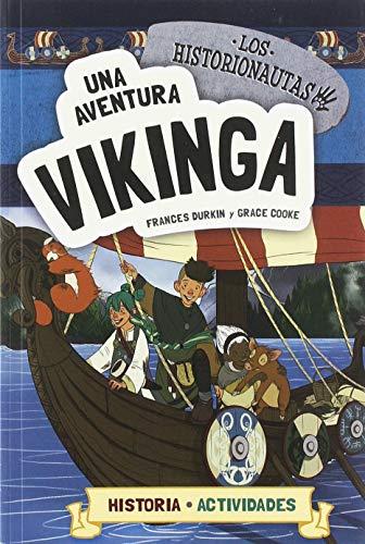 Los historionautas. Una aventura vikinga