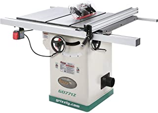 """Grizzly Industrial G0771Z - 10"""" 2 HP 120V Hybrid Table Saw with T-Shaped Fence"""