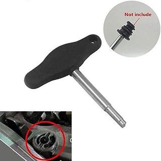 Denret3rgu Extracción del tornillo del tapón de drenaje de aceite Instale la herramienta de ensamblaje de