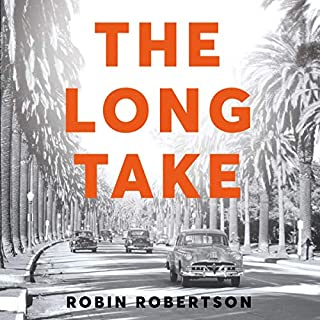 The Long Take                   By:                                                                                                                                 Robin Robertson                               Narrated by:                                                                                                                                 Kerry Shale                      Length: 5 hrs and 27 mins     5 ratings     Overall 4.6