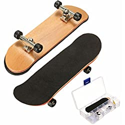 Pizies Professional Wood Mini Fingerboards Assembly Skateboard