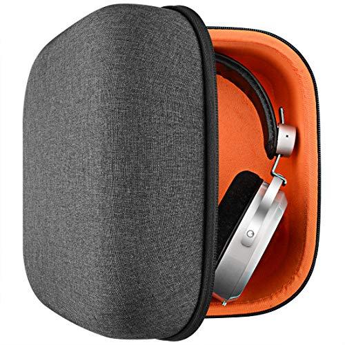 Geekria headphones case per Bose QuietComfort 35 QC25 QC35 con spazio per cavo caricatore Skullcandy HESH3/Overear Headphone hard shell Carrying case//Headset protettiva da viaggio accessori