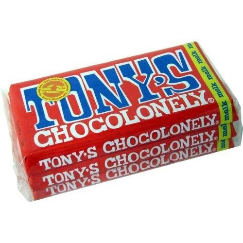 Tonys Chocolonely 'Melk' 3 x 180g (Vollmilch-Schokoladentafel)