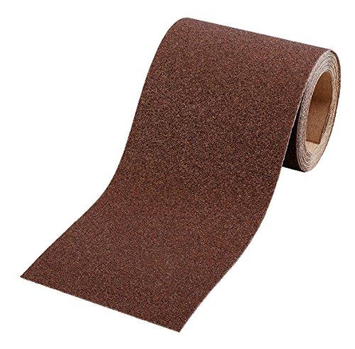 kwb Schleifpapier-Rolle – für Metall und Holz, K-240, 93 mm x 5 m, Korund