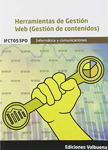 Herramientas de gestión web (Gestión de contenidos) (IFCT053PO)