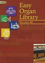 Easy Organ Library, Volume 50