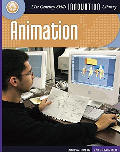 Animation (21st Century Skills Innovation Library: Innovation in Entertainment) (English Edition)