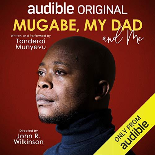 Mugabe, My Dad & Me cover art