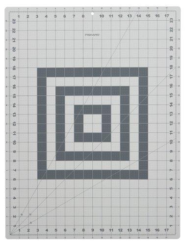 Fiskars Self Healing Rotary Cutting Mat, 18x24