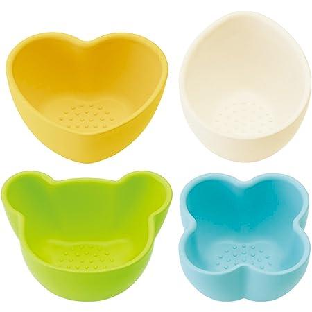 SKATER 離乳食 小鉢 4個セット キャンディ カラー 日本製 BBLS1Q