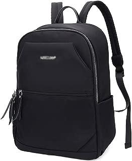 赵凯 School Bag Computer Bag Casual Backpack Nylon Bag Oxford Cloth Large Capacity Travel Bag 13.3/14 Inch Notebook Bag Traveling Backpack (Color : Black, Size : 13.3 inches)