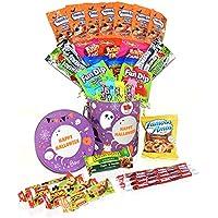 Eva's Gift Universe Halloween Snack Gift Tin, Candy, Gummies