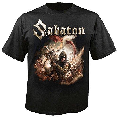 Sabaton - The Last Stand - T-Shirt Größe M