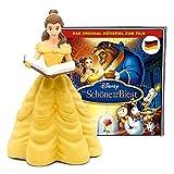 tonies Hörfigur für Toniebox, Disney – Die Schöne und das Biest, Original-Hörspiel zum Film, Hörspiel für Kinder ab 4 Jahren, Spielzeit ca. 59 Minuten