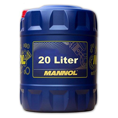 MANNOL Legend+Ester 0W-40 API SN/CF Motorenöl, 20 Liter