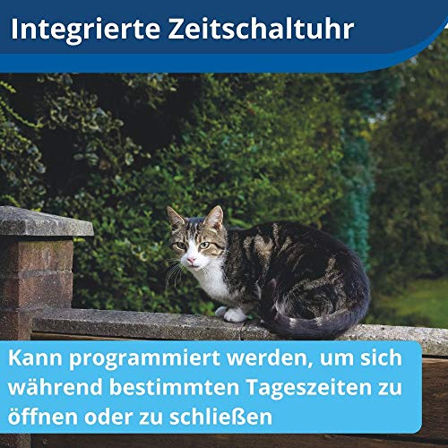 PetSafe Petporte smart flap Katzenklappe mit Mikrochip - 5