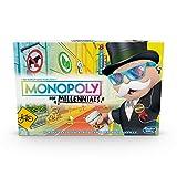 Hasbro Gaming Juego de Mesa Monopoly for Millennials