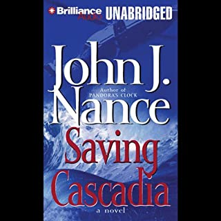 Saving Cascadia cover art