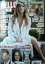 Hello Magazine October 2 2017: Jennifer Lopez