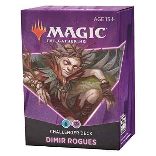 Magic the Gathering TCG MTG Challenger Deck 2021 EN, Dimir Rogues