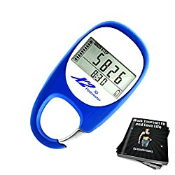 Top 5 Best Pedometer Watch For Walking 2018 5