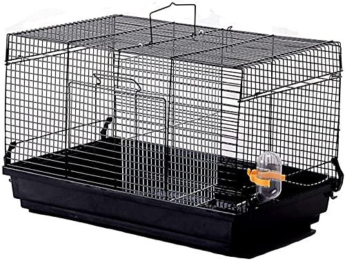 LITINGT Jaula Plegable para Conejillos de Indias, Jaula Transpirable para Conejos y Conejillos de Indias Jaula Grande para Animales pequeños Hábitat Interior al Aire Libre, 47 * 30 * 30 cm