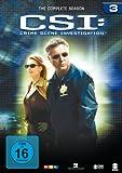 CSI: Crime Scene Investigation - Season 3 [6 DVDs] - William Petersen