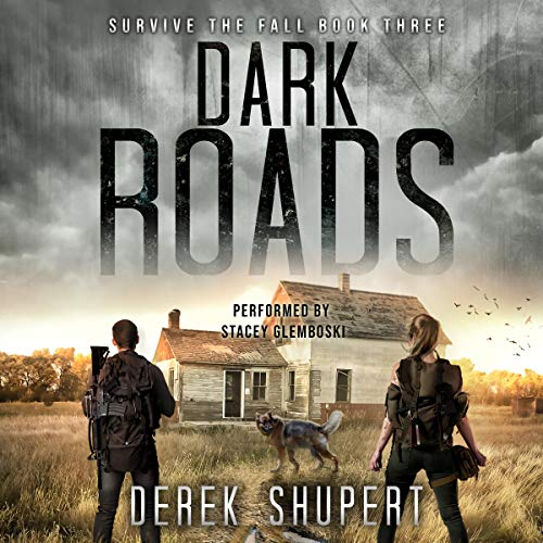 Dark Roads: A Post-Apocalyptic Survival Thriller cover art