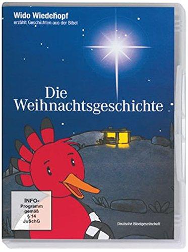 Die Weihnachtsgeschichte - Wido Wiedehopf erzählt Geschichten aus der Bibel