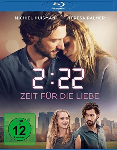 2:22 - Zeit für die Liebe [Blu-ray]