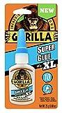 Best Super Glues - Gorilla Super Glue XL, 25 gram, Clear, Review