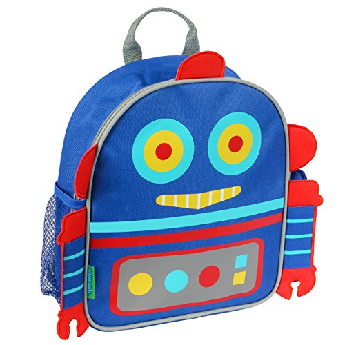 wildkin robot backpack - 8