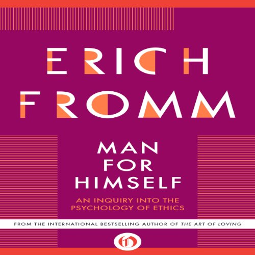 Man for Himself audiobook cover art