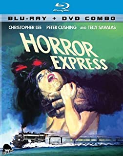 Horror Express (Blu-ray / DVD Combo) by Severin Films by Eugenio Marta?n