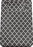Utopia Bedding - Juego Sábanas de Cama - Microfibra Cepillada - Sábanas y 1 Funda de Almohada - (Cama 90, Gris)